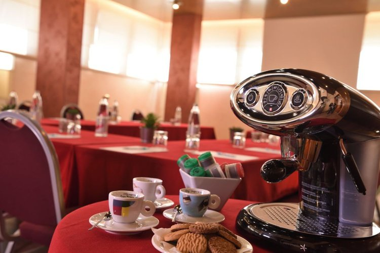 Coffe break hotel raffaello milano